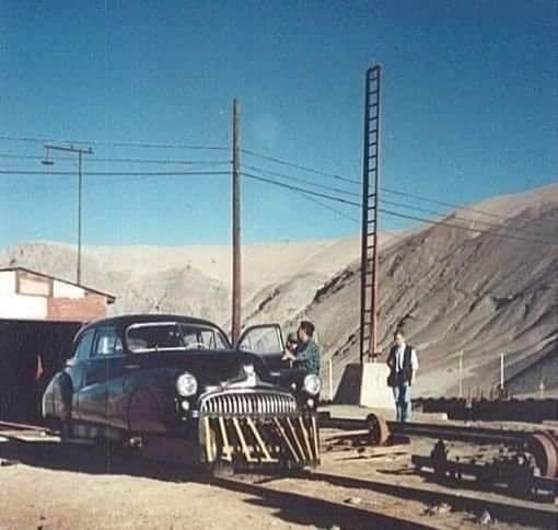 Mineral El Salvador: El Autocarril