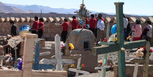 El Día de los muertos en el mundo atacameño