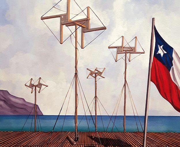 Las antenas de Mejillones