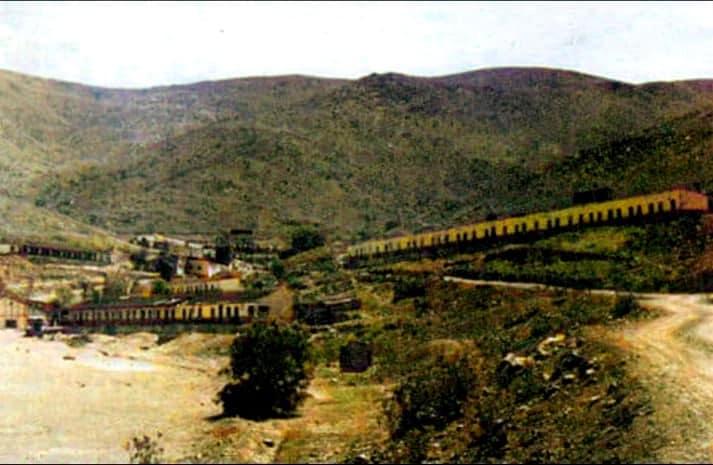 Mineral de El Morado