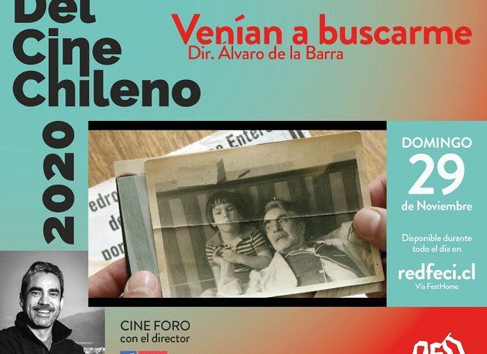 """#DíaDelCineChileno2020: REDFECI ofrece función especial de """"Venían a buscarme"""" en memoria de Carmen Bueno y Jorge Müller"""