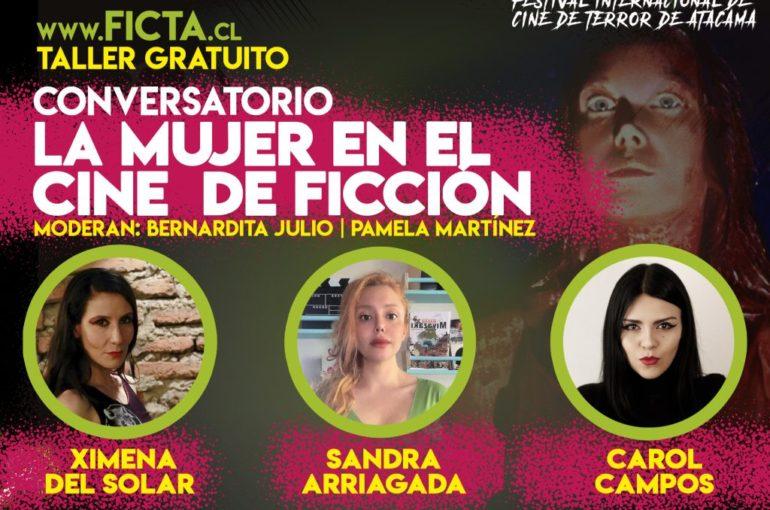 FICTA: Inscripciones abiertas para talleres y conversatorios de Cine
