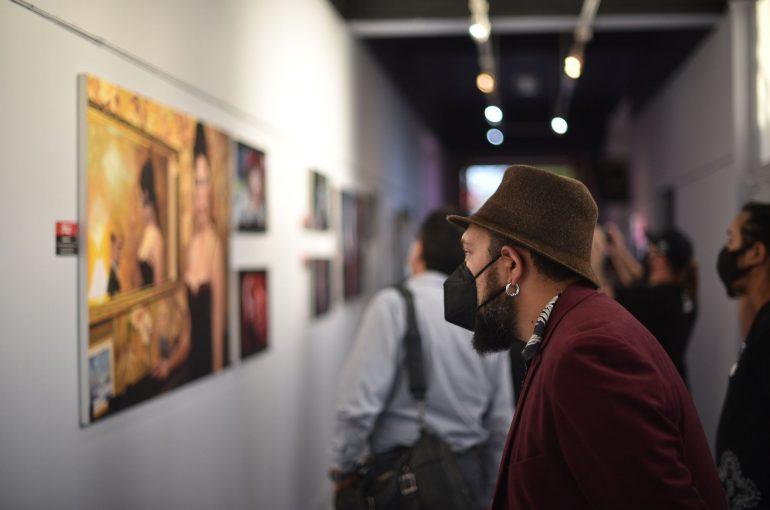 Obra  Pop inaugura ciclo de exposiciones 2021 en la Galería HMS