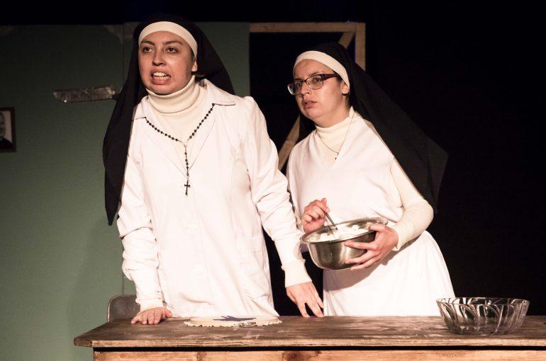 """Ex-convento """"El Buen Pastor"""" de La Serena revive sus días más oscuros a través del teatro"""