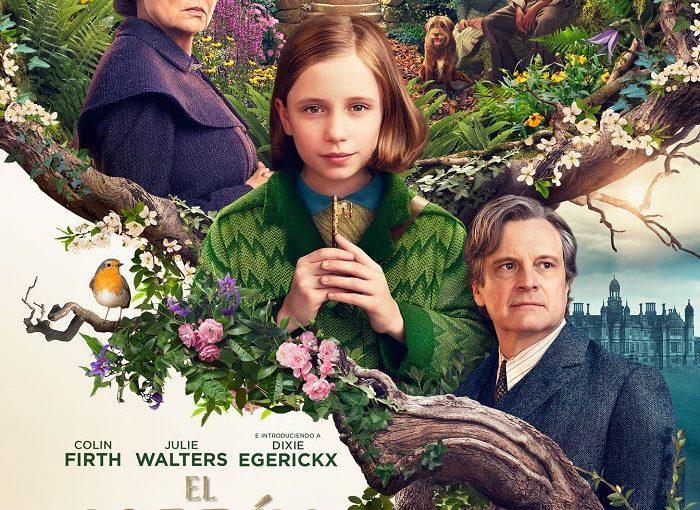 """Este jueves 4 de febrero se estrena """"El jardín secreto"""""""