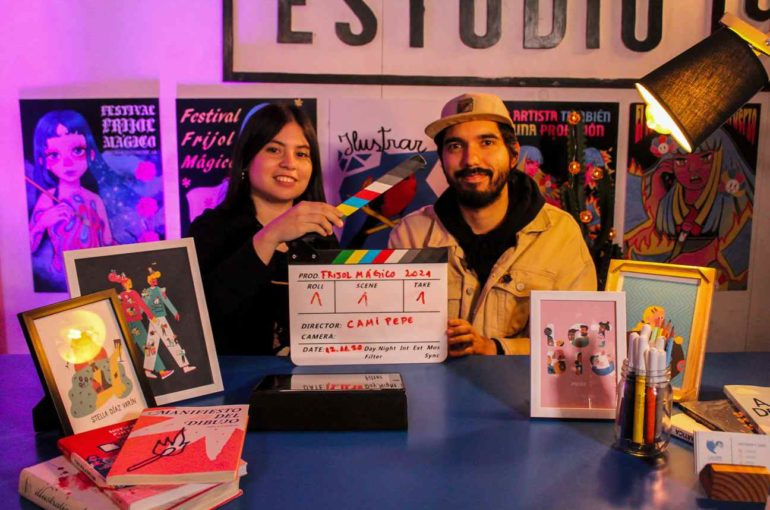 Tradicional festival de ilustración en la región de Coquimbo será realizado vía streaming