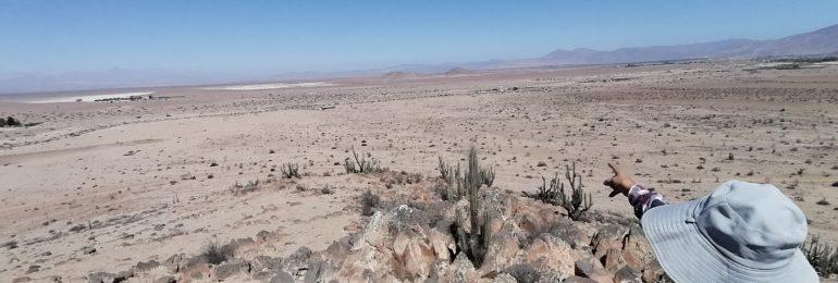 Estudian rutas milenarias de los pueblos originarios presentes en Atacama