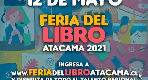 Más de 6.500 personas visitaron la Segunda Feria Virtual del Libro de Atacama