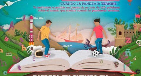 """Más de mil historias participaron del concurso """"100 Cuentos Cortos"""" sobre la Pandemia"""