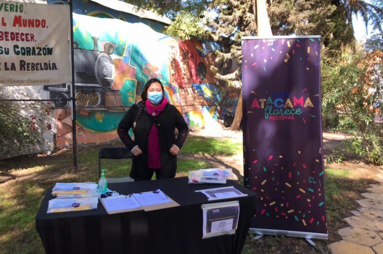 Festival Atacama Florece contará con talleres para toda la familia