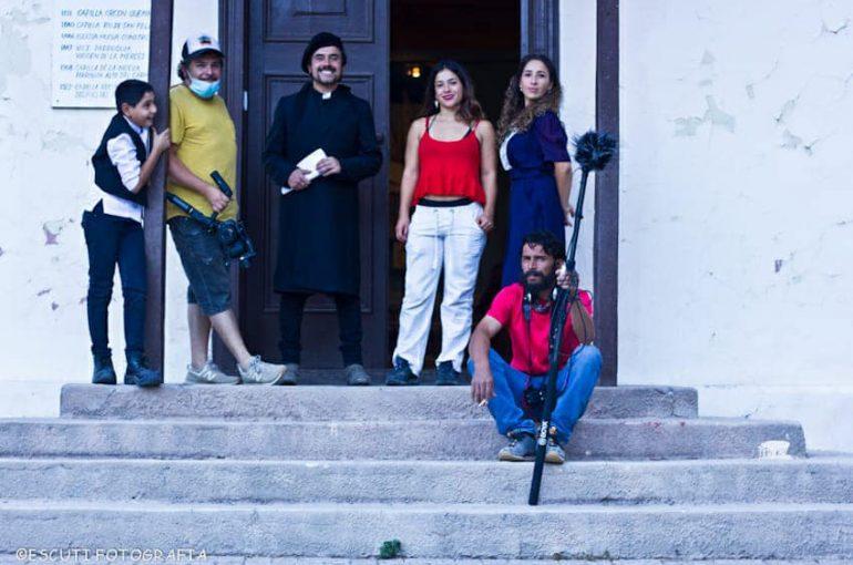 Artista local recrea hechos históricos de Alto del Carmen en 4 cortometrajes
