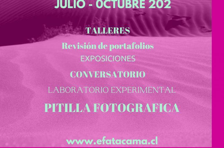 Encuentro Foto Atacama inaugurará su Quinta versión en  formato online