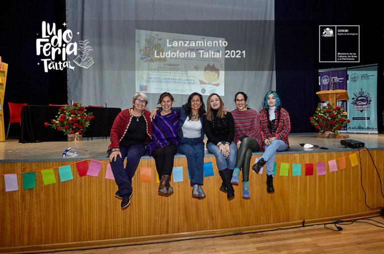 GRAN LANZAMIENTO DE LA LUDOFERIA 2021 EN LA CIUDAD DE TALTAL